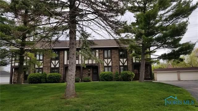 5124 Regency Drive D, Toledo, OH 43615 (MLS #6070097) :: CCR, Realtors