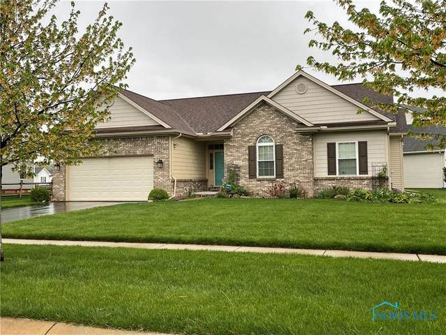 9249 Ten Mile Creek Drive, Sylvania, OH 43560 (MLS #6070110) :: CCR, Realtors
