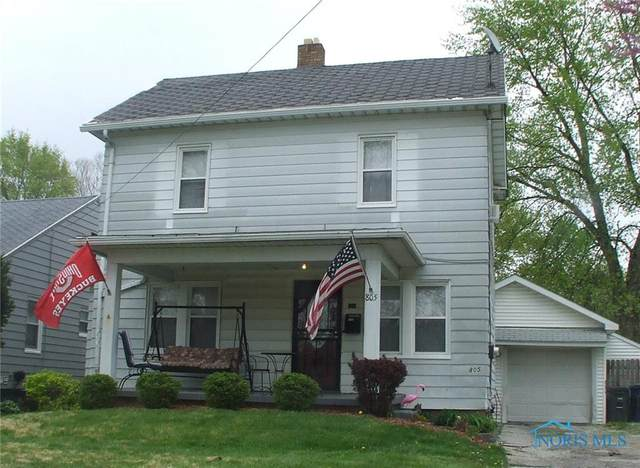 805 Toledo Avenue, Toledo, OH 43609 (MLS #6070125) :: RE/MAX Masters