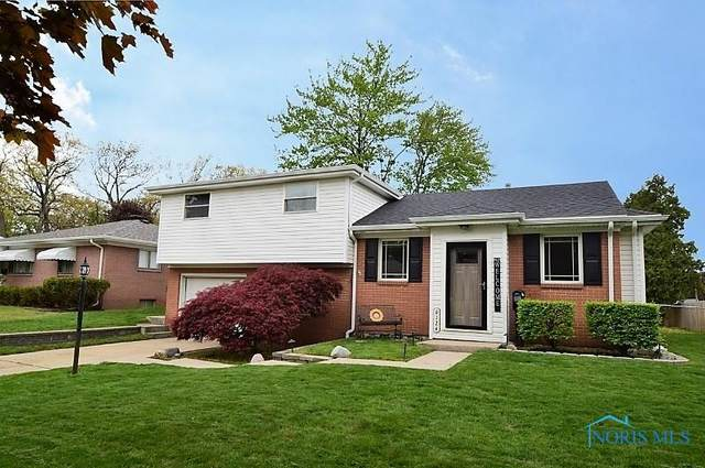 6126 Hiddenbrook Drive, Toledo, OH 43613 (MLS #6070162) :: Key Realty