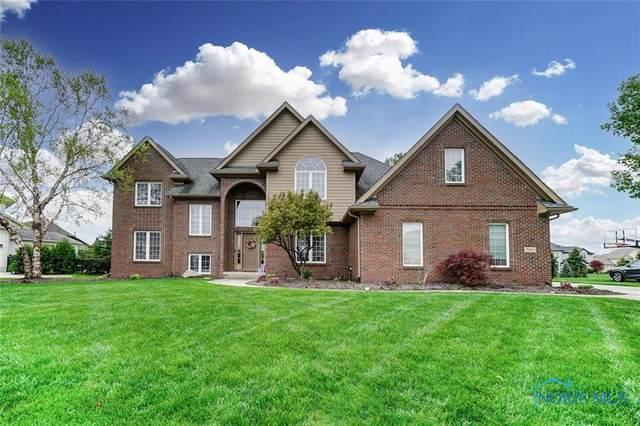 5631 Anchor Hills Drive, Sylvania, OH 43560 (MLS #6070170) :: Key Realty