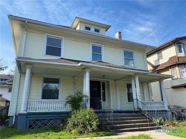 407 Rockingham Street, Toledo, OH 43610 (MLS #6070177) :: CCR, Realtors