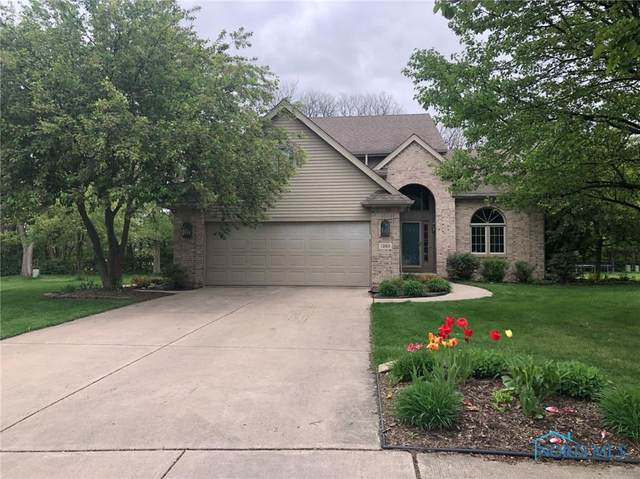 1280 Valley Bluff Drive, Perrysburg, OH 43551 (MLS #6070188) :: Key Realty