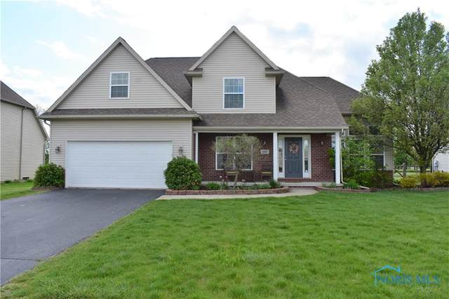 6142 Brookhaven Boulevard, Perrysburg, OH 43551 (MLS #6070204) :: Key Realty