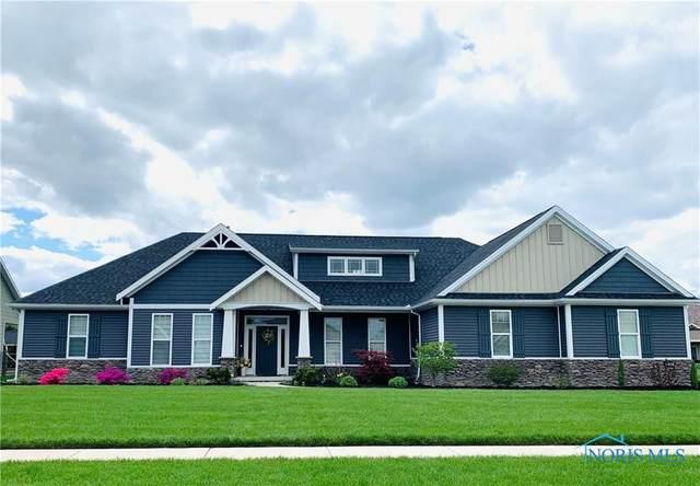 6408 Julianna Lane, Whitehouse, OH 43571 (MLS #6070229) :: Key Realty