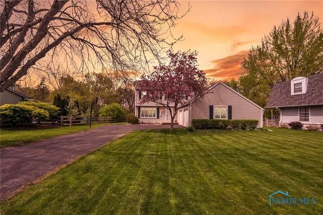 760 Oak Knoll Drive, Perrysburg, OH 43551 (MLS #6070245) :: RE/MAX Masters