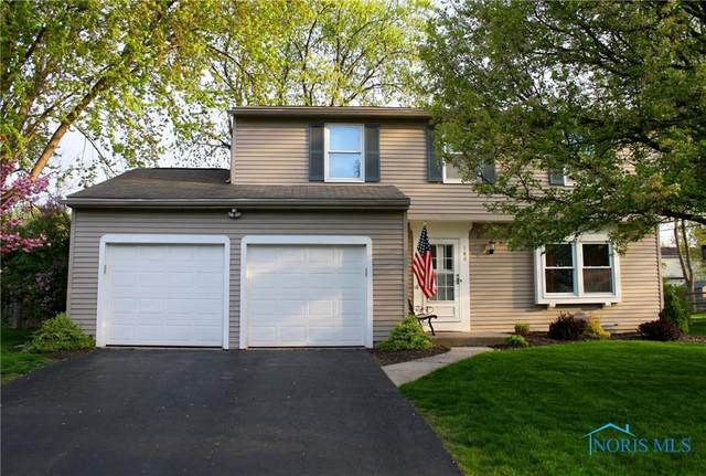 180 Southwood Drive, Perrysburg, OH 43551 (MLS #6070297) :: Key Realty