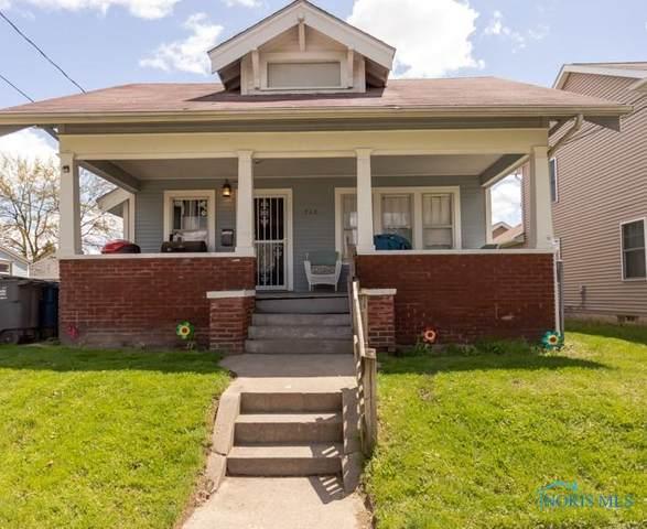 928 Peck Street, Toledo, OH 43608 (MLS #6070359) :: CCR, Realtors