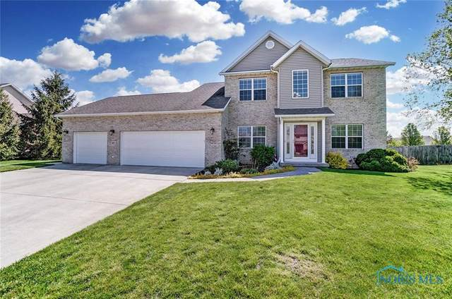 411 Winter Pine Drive, Findlay, OH 45840 (MLS #6070386) :: RE/MAX Masters