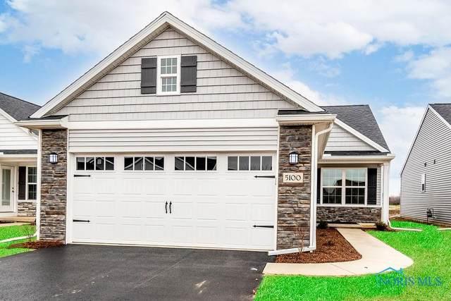 5101 Comstock Drive, Sylvania, OH 43560 (MLS #6070388) :: RE/MAX Masters