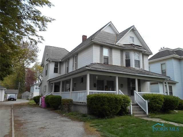 210 Hancock Street, Findlay, OH 45840 (MLS #6070395) :: Key Realty