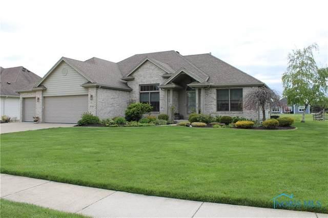 5732 Crossroads Court, Waterville, OH 43566 (MLS #6070461) :: Key Realty
