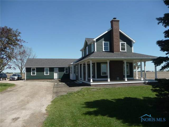 8600 Nelson Road, Bowling Green, OH 43402 (MLS #6070535) :: Key Realty