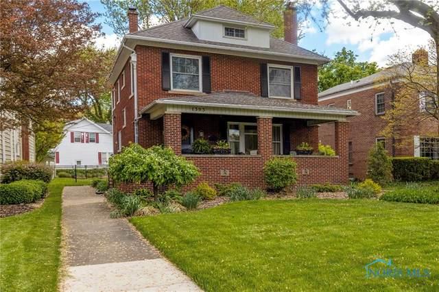 1303 S Main Street, Findlay, OH 45840 (MLS #6070537) :: Key Realty