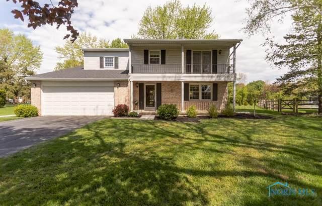 885 Mill Road, Perrysburg, OH 43551 (MLS #6070558) :: RE/MAX Masters