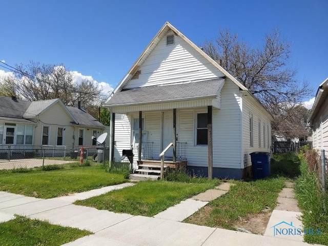 739 Spring Street, Toledo, OH 43608 (MLS #6070609) :: CCR, Realtors
