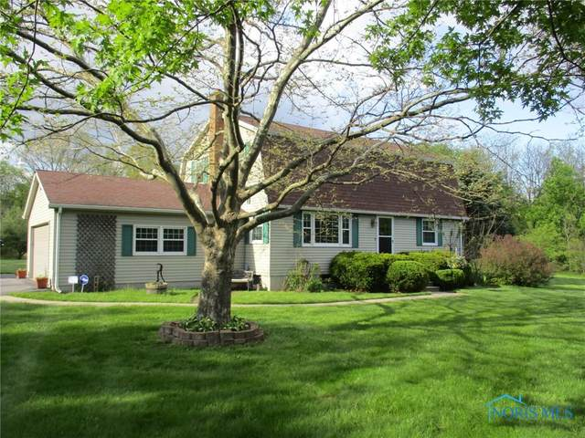 9560 Bucher Road, Whitehouse, OH 43571 (MLS #6070610) :: RE/MAX Masters