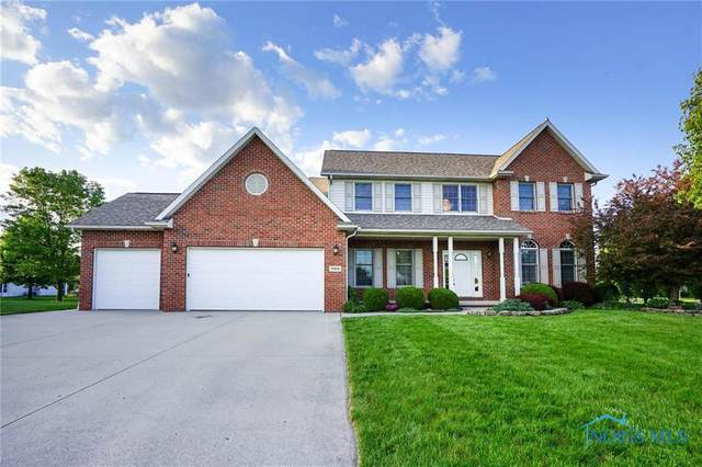 15858 Oak Shade Lane, Findlay, OH 45840 (MLS #6070668) :: RE/MAX Masters