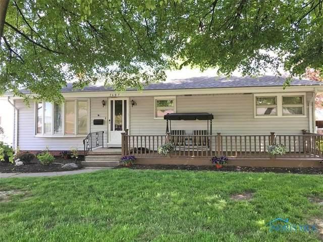 1607 Norcross Drive, Oregon, OH 43616 (MLS #6070707) :: CCR, Realtors