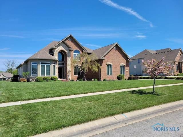 15710 Grand Bank Way, Perrysburg, OH 43551 (MLS #6070829) :: Key Realty