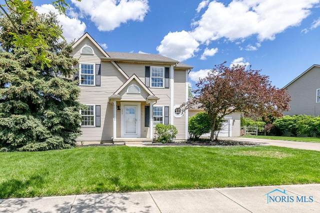 1080 Sparrow Lane, Bowling Green, OH 43402 (MLS #6070854) :: Key Realty