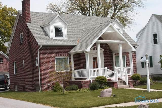 416 1st Street, Findlay, OH 45840 (MLS #6070856) :: Key Realty