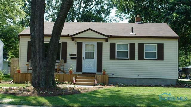 1173 Shelly Avenue, Maumee, OH 43537 (MLS #6071082) :: CCR, Realtors