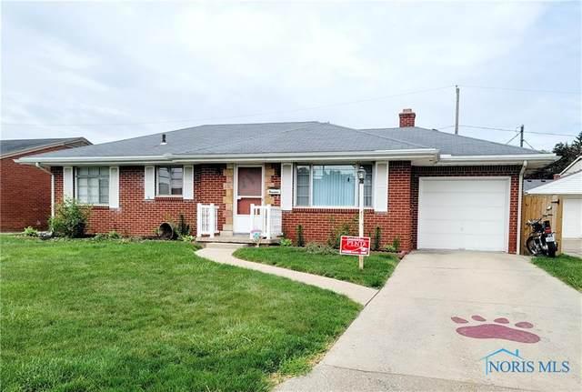 19 Santus Drive, Rossford, OH 43460 (MLS #6071101) :: CCR, Realtors