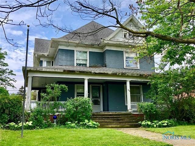 209 E 1st Street, Woodville, OH 43469 (MLS #6071128) :: Key Realty