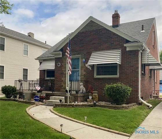 1476 Eleanor Avenue, Toledo, OH 43612 (MLS #6071129) :: CCR, Realtors