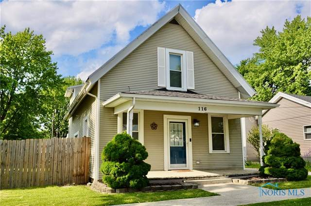 116 W Main Street, Vanlue, OH 45890 (MLS #6071187) :: Key Realty