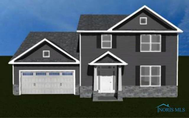 166 Valley Hall Drive, Perrysburg, OH 43551 (MLS #6071188) :: iLink Real Estate