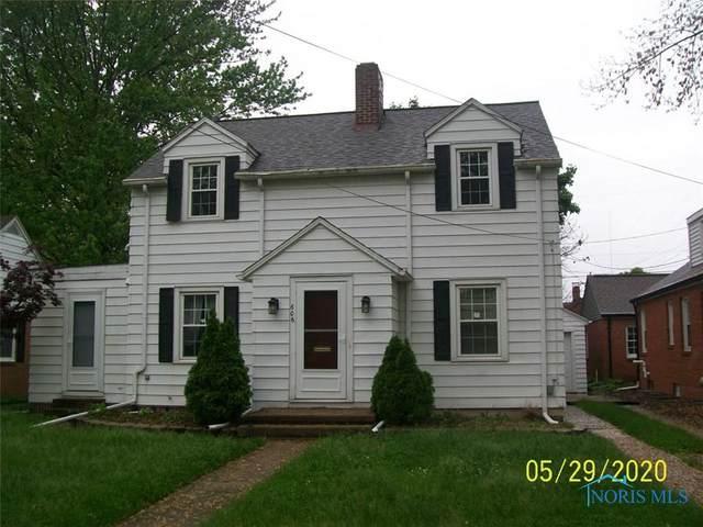 606 Laurel Avenue, Port Clinton, OH 43452 (MLS #6071255) :: CCR, Realtors