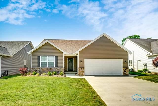 2191 Bluestone Drive, Findlay, OH 45840 (MLS #6071274) :: Key Realty