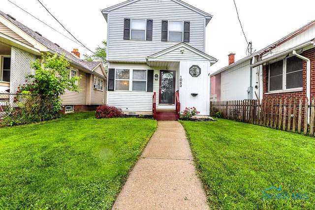 1043 National Avenue, Toledo, OH 43609 (MLS #6071305) :: RE/MAX Masters