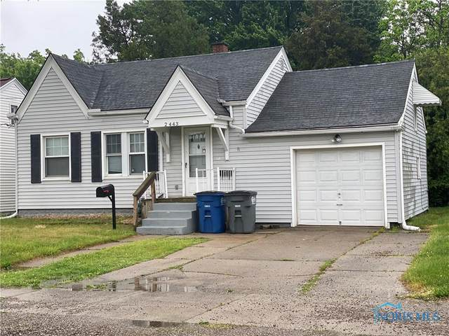 2443 Roseview Drive, Toledo, OH 43613 (MLS #6071425) :: Key Realty