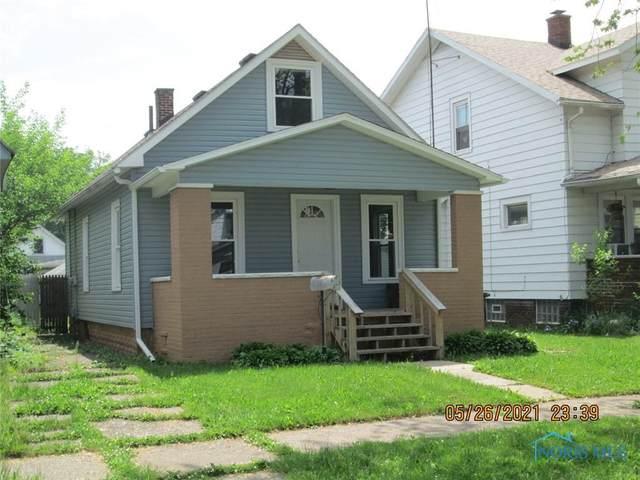 2236 Caledonia Street, Toledo, OH 43605 (MLS #6071428) :: CCR, Realtors