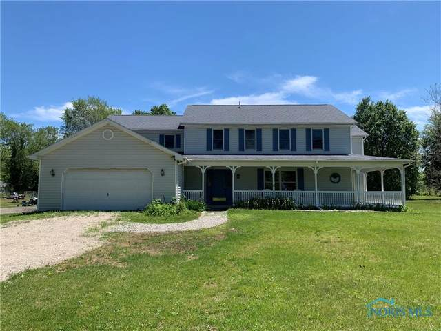 935 S Crissey Road, Holland, OH 43528 (MLS #6071433) :: Key Realty
