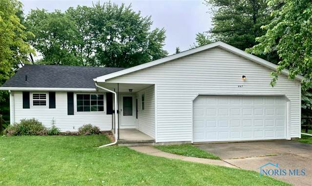 447 Overlook Drive, Waterville, OH 43566 (MLS #6071516) :: RE/MAX Masters
