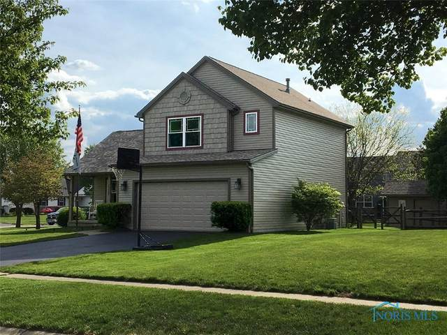 7322 Laurel Ridge Drive, Whitehouse, OH 43571 (MLS #6071529) :: Key Realty
