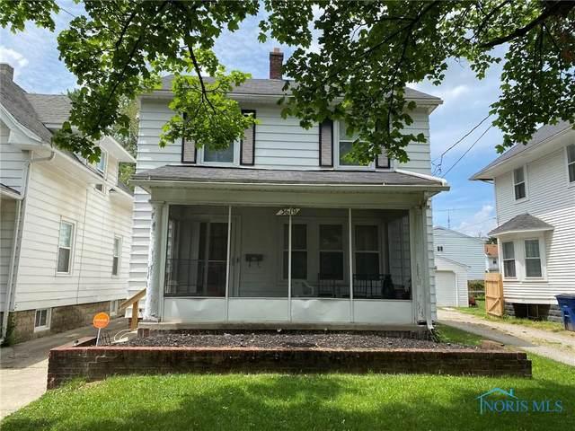 3619 Hoiles Avenue, Toledo, OH 43612 (MLS #6071588) :: CCR, Realtors