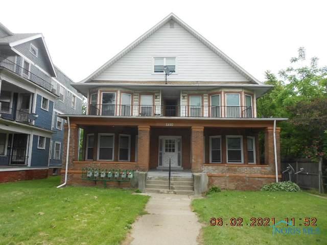 2820 Collingwood Boulevard, Toledo, OH 43610 (MLS #6071589) :: CCR, Realtors