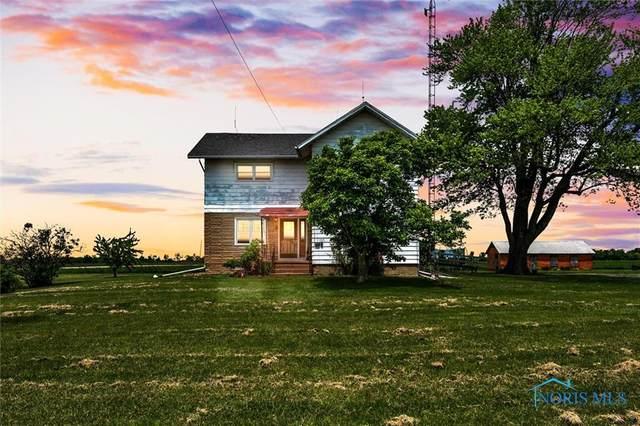 5261 W Oak Harbor Southeast Road, Port Clinton, OH 43452 (MLS #6071592) :: Key Realty