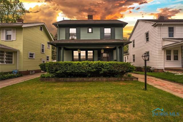 2121 Talbot Street, Toledo, OH 43613 (MLS #6071593) :: CCR, Realtors