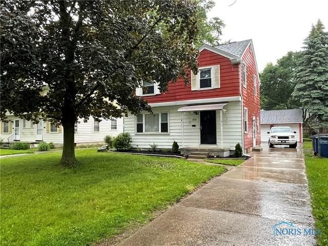 1636 Eleanor Avenue, Toledo, OH 43612 (MLS #6071640) :: CCR, Realtors