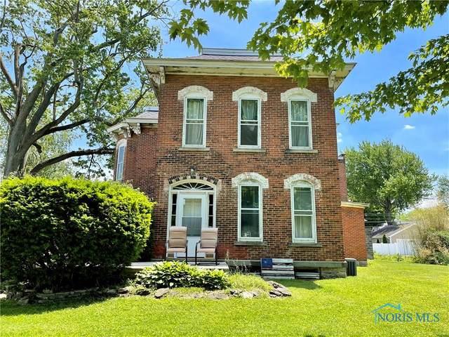 318 Rice Street, Elmore, OH 43416 (MLS #6071679) :: Key Realty