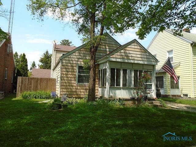 1436 Eleanor Avenue, Toledo, OH 43612 (MLS #6071696) :: CCR, Realtors
