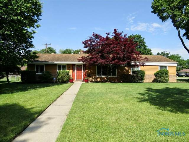 3743 Shamrock Drive, Toledo, OH 43615 (MLS #6071697) :: Key Realty