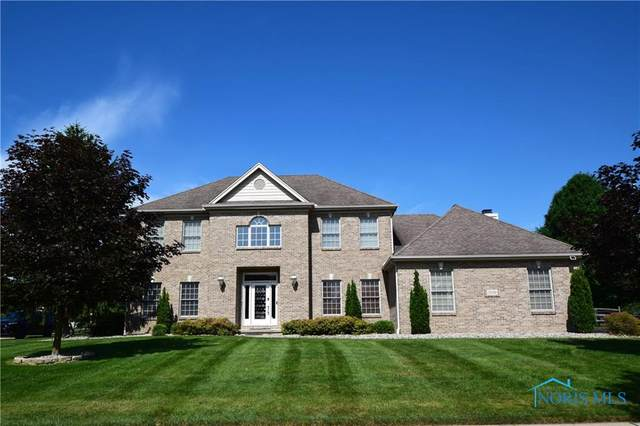 3956 Magnolia Circle, Maumee, OH 43537 (MLS #6071698) :: CCR, Realtors