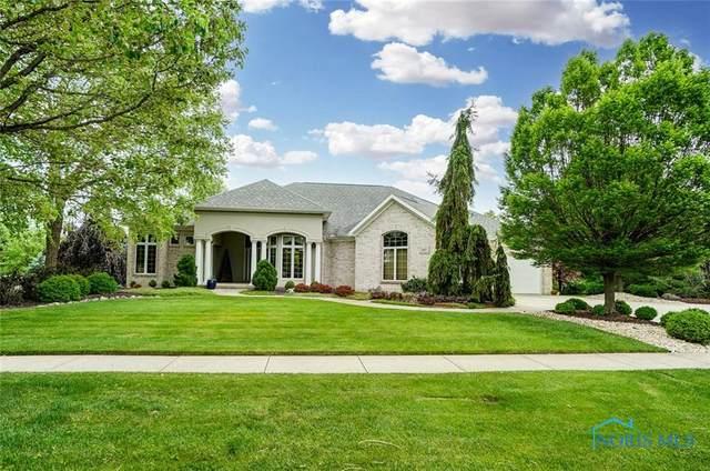 8437 Lakebrook Drive, Findlay, OH 45840 (MLS #6071809) :: Key Realty